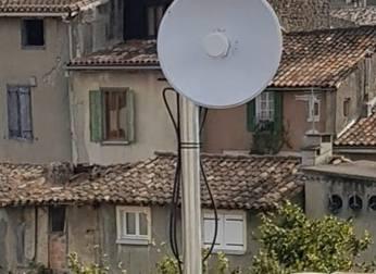Déploiement Wifi à Chalabre, le 22 Octobre 2018