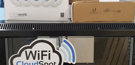 Cloudspot wifi